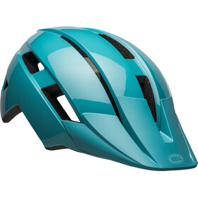 Bell Sidetrack II Helmet Youth buzz gloss light blue/pink